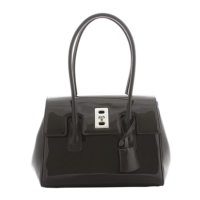 濱野皮革工藝のハンドバッグ